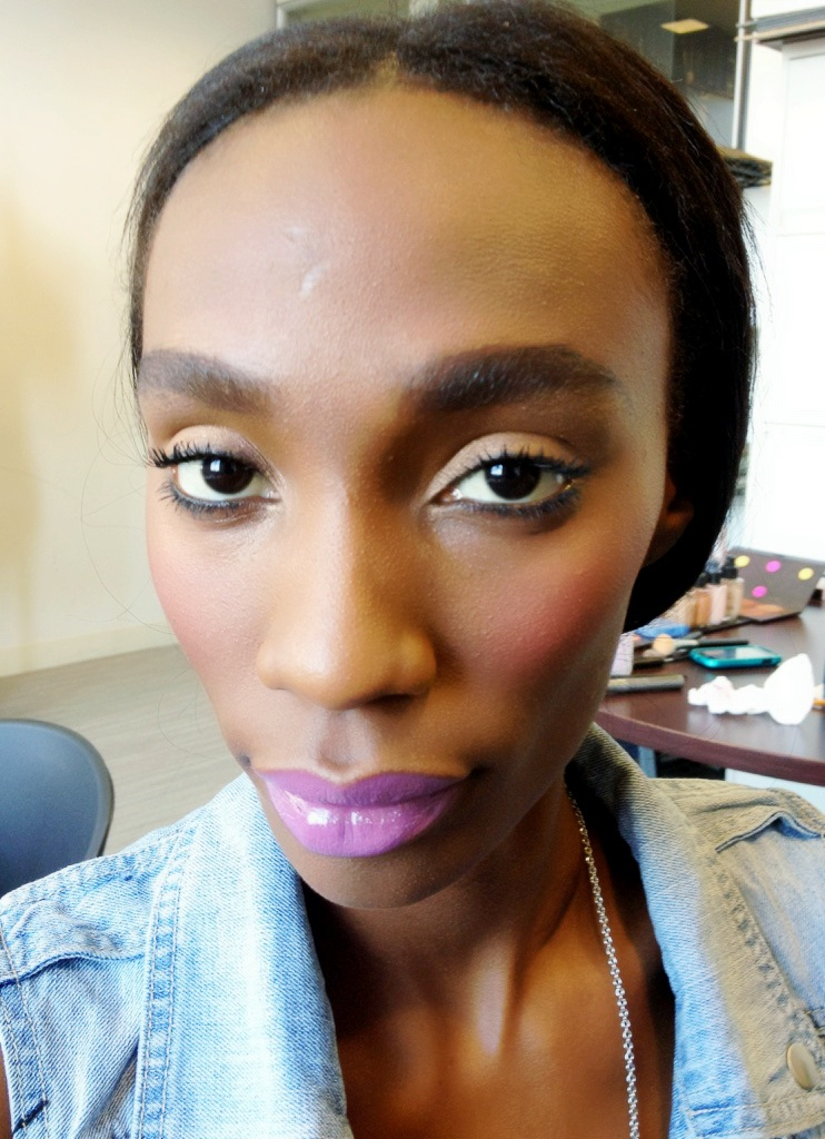 how to become a makeup artist for fashion shows