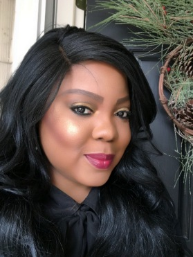 Makeup Artist and Beauty Blogger Brandy Gomez-Duplessis
