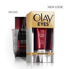 OLAY EYES EYE LIFTING SERUM FOR SAGGING SKIN