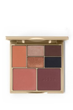 Stila Cosmetics Perfect Me Perfect Hue Eye & Cheek Palette Tan Deep Palette